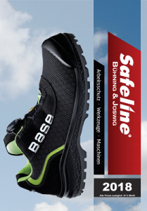 Safeline Schuhkatalog